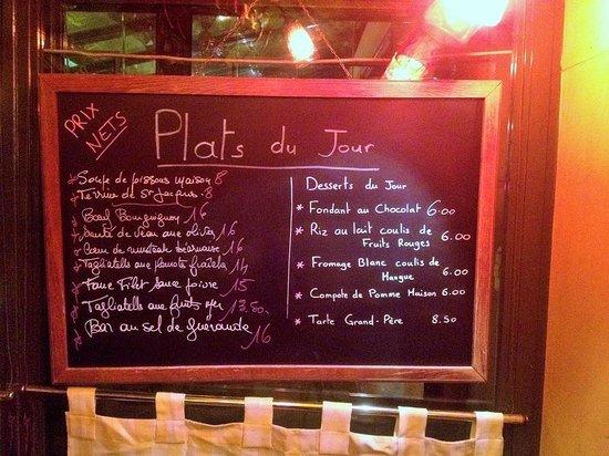La Petite Rotonde: Not expensive!