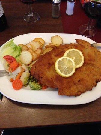 Restaurant Louis: Cordon bleu