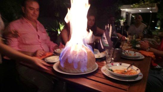 Papa's Cafe : Yanar Döner Pizza