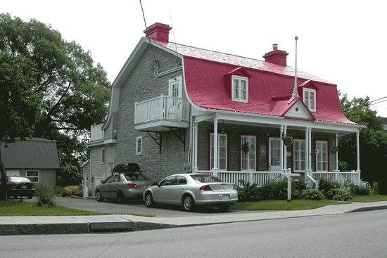 Gite Du Vieux-bourg : maison 1875