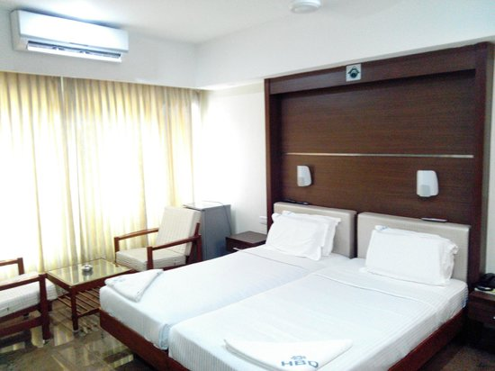 Hotel Blue Diamond: Semi Delux room