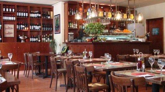 Verd and Co de Barcelona: Muy buen restaurante.