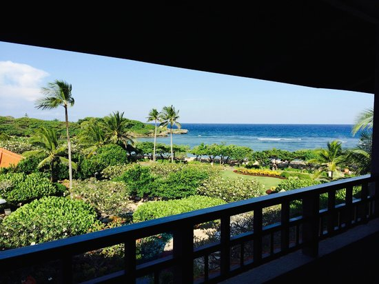 Grand Hyatt Bali: View from Room 2426
