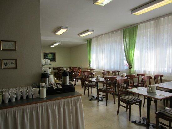 Parkhotel Krems: Frühstücksraum