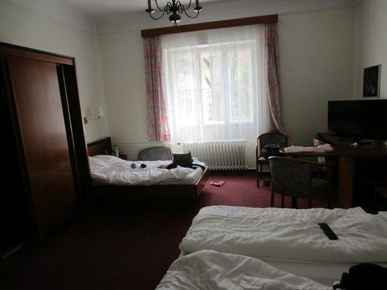 Parkhotel Krems: 3er Zimmer, Einzelbett