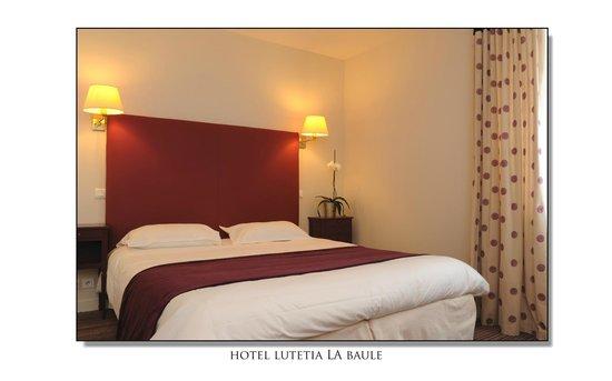 Hotel Lutetia : chambre mélodie