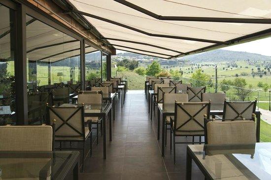 Castillo Gorraiz Hotel Golf & Spa: La Veranda Gastrobar