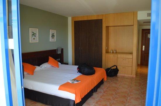Paradise Lago Taurito : bedroom
