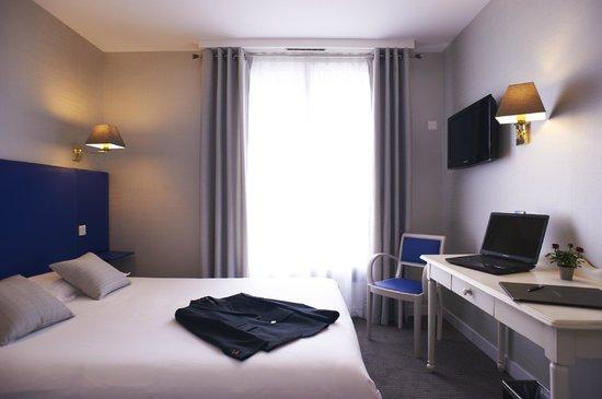 Hotel Lutetia : chambre standart