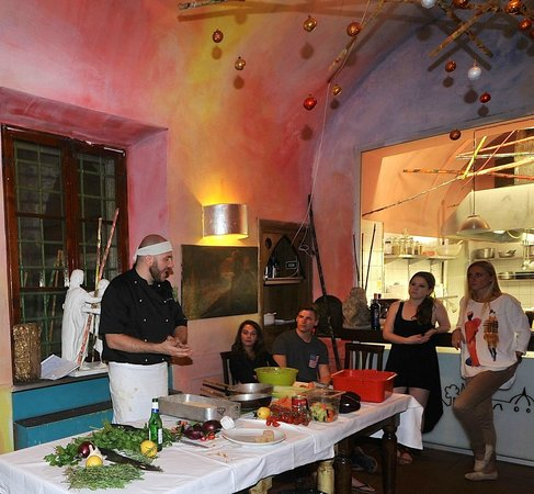 La cucina del garga cooking classes florence mise - La cucina del garga ...