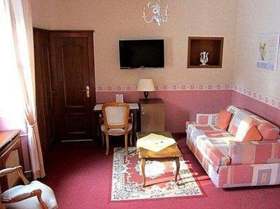 Hotel-Restaurant du Chateau d'Andlau: Anticamera