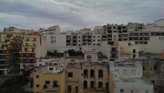 Maritim Antonine Hotel & Spa : view from room