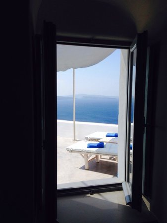 Andronis Boutique Hotel: Vue