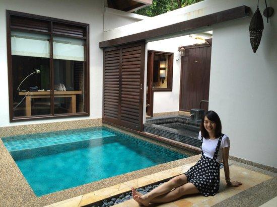 The Banjaran Hotsprings Retreat: Water Villa