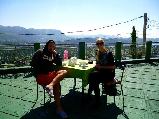 Sky Park holiday Inn: Breakfast