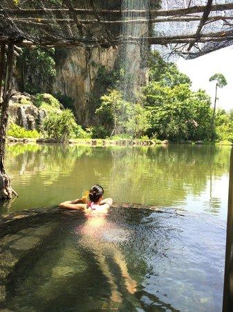 The Banjaran Hotsprings Retreat: The Dipping Pot