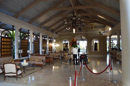 Gran Melia Golf Resort Puerto Rico : lobby