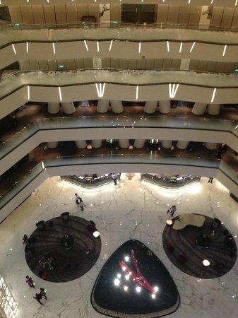 Four Seasons Hotel Guangzhou: Роскошь