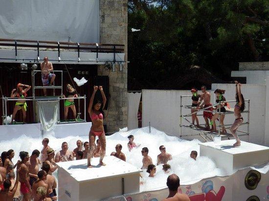 Club Med Kemer: La mousse de midi