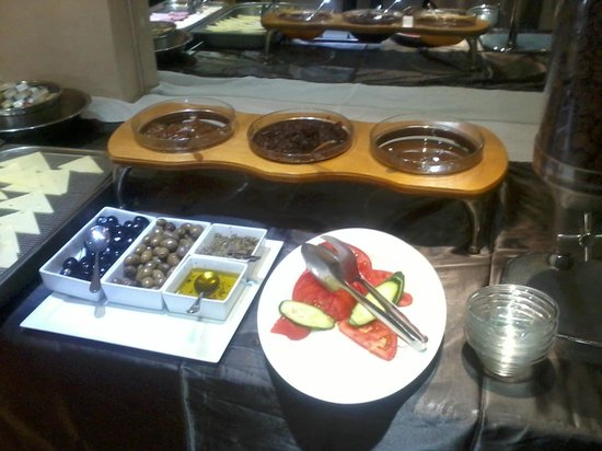 Acropolis Museum Boutique Hotel: Colazione