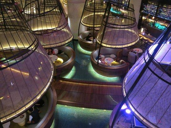 Pan Pacific Singapore: Hotel Foyer/Bar Lounge area