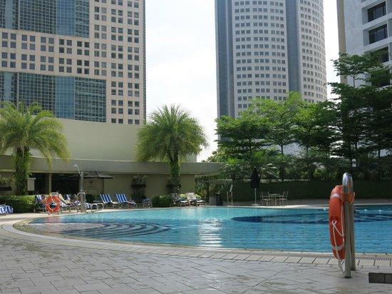 Pan Pacific Singapore: Swimming pool