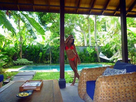 Mango Tree Villas : my good time in this resort