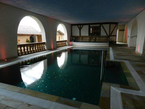 Elztal Hotel: Salzwasserpool