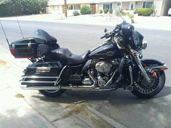 EagleRider Motorcycle Rentals (Palm Springs) - All You ...