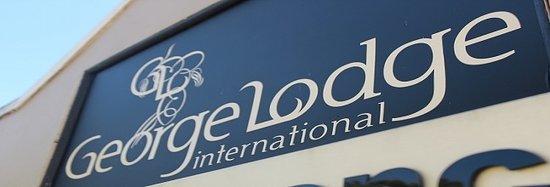 George Lodge International: Front of Lodge