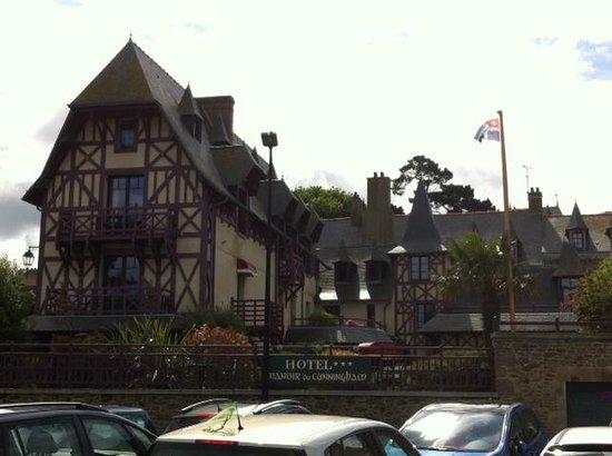 Manoir du Cunningham Hotel : hotel