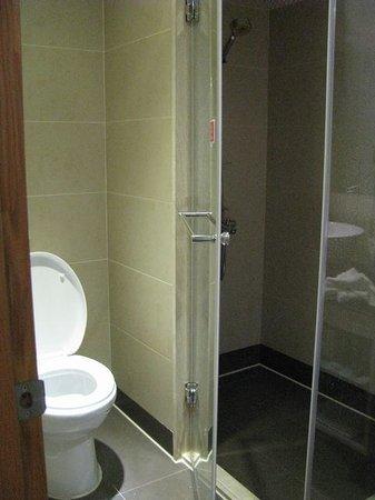 ITrip Taipei Inn: Badkamer