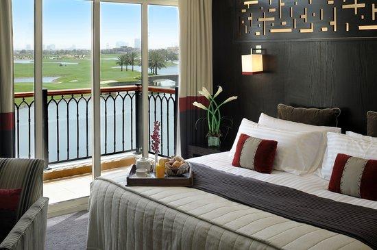 Address Montgomerie: Golf View Room