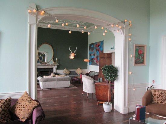 Bellinter House : Olde world opulence