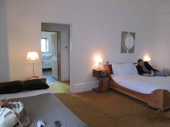 Bellinter House : Our lovely room