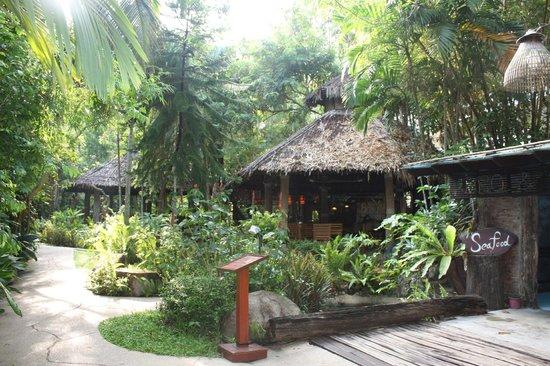 Somkiet Buri Resort: somkiet buri