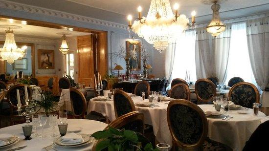 Villa Aultia Hotel & Resort : Le restaurant