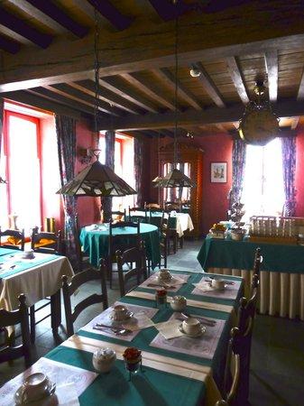 Bryghia Hotel: Breakfast room