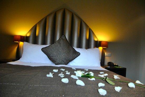 Martin's Patershof: La chambre