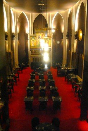 Martin's Patershof: La salle du petit déjeuner