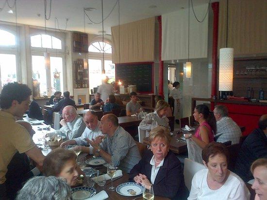 Café de Altamira: comedor
