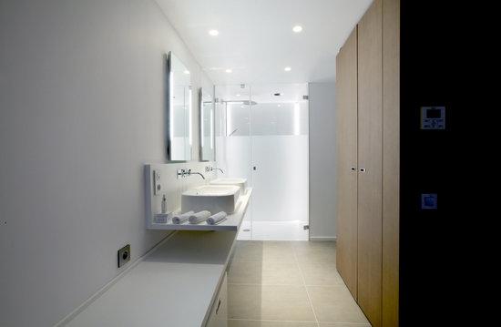 C2 Hôtel : salle de bain