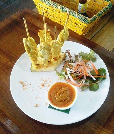 Think & Retro Cafe' Lipa Noi Samui: THINK Thai Appetizer