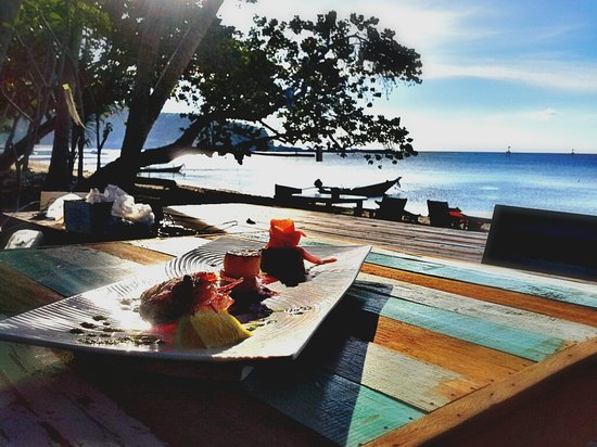 Think & Retro Cafe' Lipa Noi Samui: THINK chef Selection
