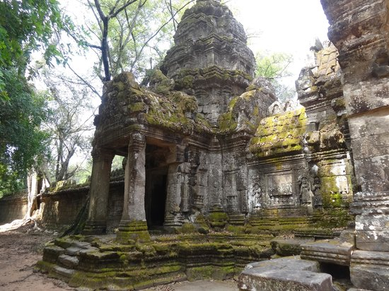 Preah Khan : Awesome