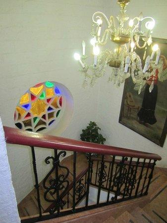 Residencia Miami Hotel: Staircase