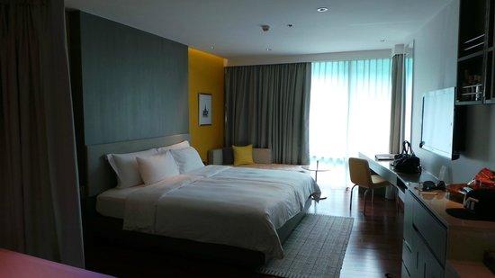LiT BANGKOK Hotel : extra radiance room