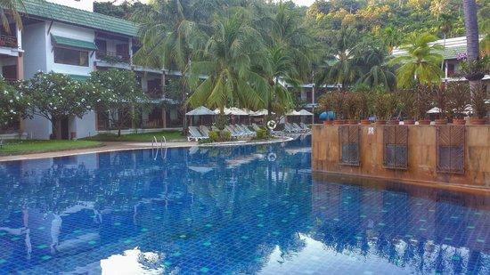 Katathani Phuket Beach Resort : Bhuri Wing