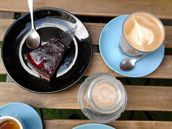 Coffee Club : Cheesecake