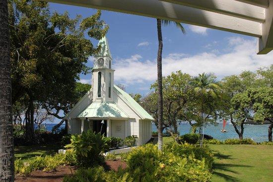 Sheraton Kona Resort & Spa at Keauhou Bay : Chapel on the grounds